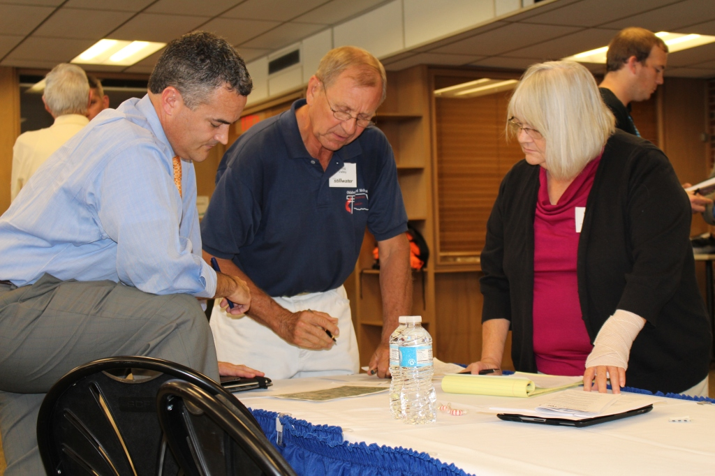 City of Stillwater 2013 Bond Public Forum Original File Here Published in the Stillwater NewsPress Sept. 27, 2013